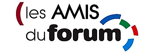 "Logo de l'association ""Amis du Forum"" à Waldighoffen"