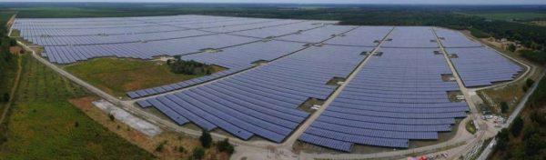 Exemple de réalisation récente d'EDF