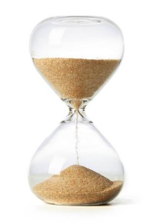 le temps qui passe