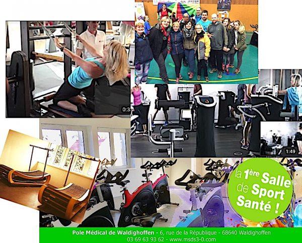 """Portes ouvertes chez """"Ma Salle de Sport 3.0"""" à Waldighoffen"""