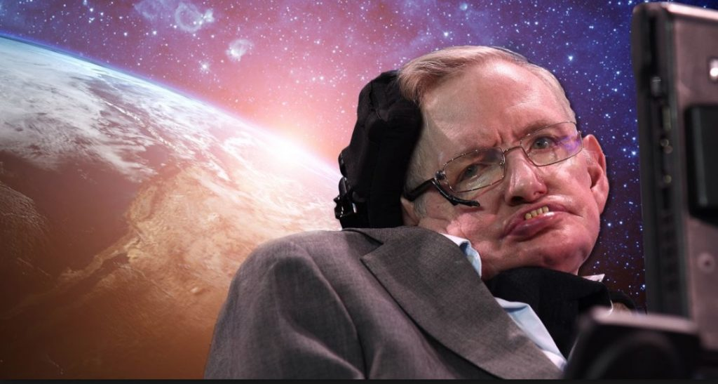 Stephen HAWKING, penseur de l'Univers