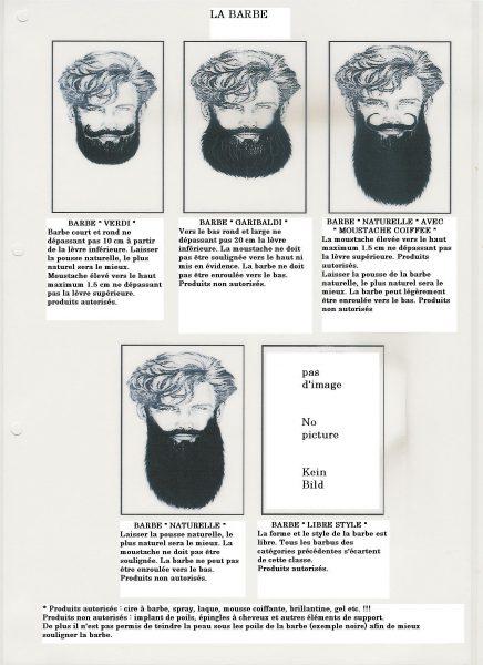 """Championnat """"Barbe et Moustache"""""""