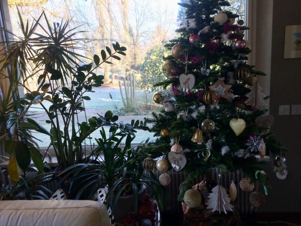 ambiance d'un Noël tout proche
