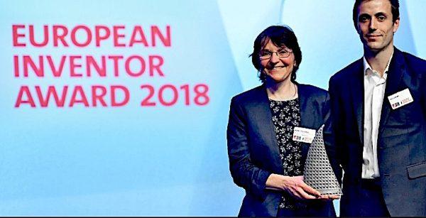 Prix européen de l'inventeur de l'année 2018