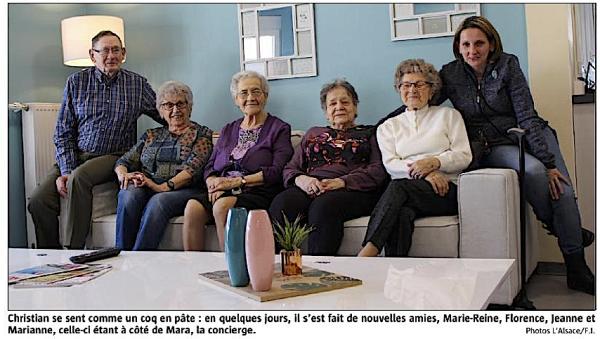 Résidence Séniors Waldighoffen