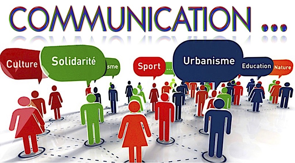 Clipart communication municipale